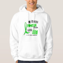 Lyme Disease I Wear Lime Green For Me 37 Hoodie