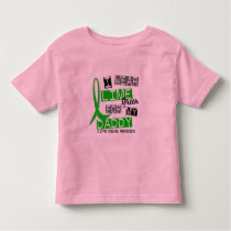 Lyme Disease I Wear Lime Green For My Daddy 37 Toddler T-shirt