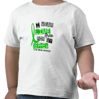 Lyme Disease I Wear Lime Green For My Nephew 37 Shirts