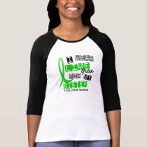 Lyme Disease I Wear Lime Green For My Sister 37 T-Shirt