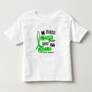 Lyme Disease I Wear Lime Green For My Uncle 37 Toddler T-shirt