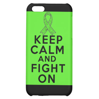 Lyme Disease Keep Calm and Fight On iPhone 5C Covers