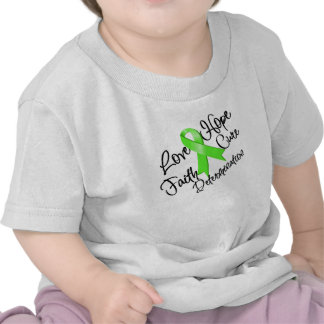 Lyme Disease Love Hope Determination Tees