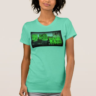 Lyme Disease Protest T shirts