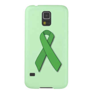 Lyme Disease Ribbon Galaxy S5 Covers