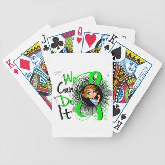 Lyme Disease Rosie Cartoon WCDI.png Bicycle Playing Cards