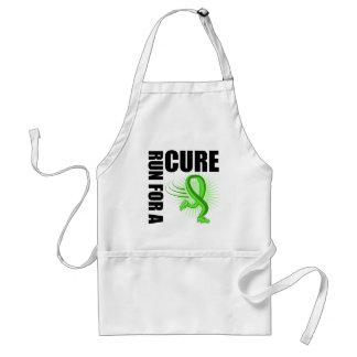 Lyme Disease Run For A Cure Adult Apron