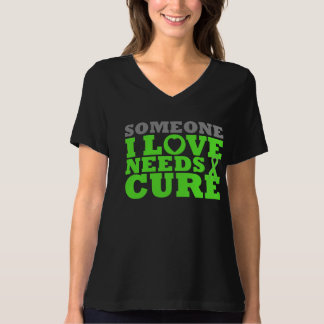 Lyme Disease Someone I Love Needs A Cure T-shirts