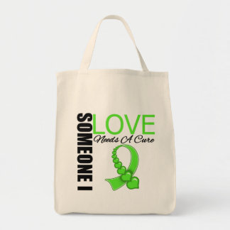 Lyme Disease Someone I Love Needs A Cure Tote Bag