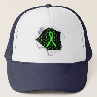 Lyme Disease Superpower Baseball Cap