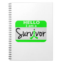 Lyme Disease Survivor 24.png Notebook
