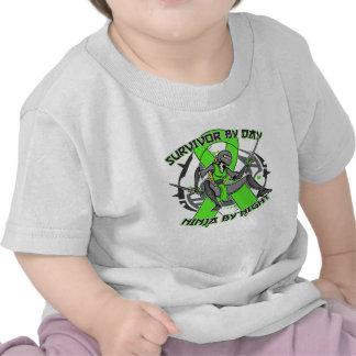 Lyme Disease Survivor By Day Ninja By Night Shirt