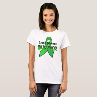 Lyme Disease Survivorr Shirt