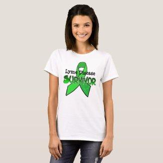 Lyme Disease Survivorr Shirt