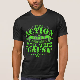 Lyme Disease Take Action Fight For The Cause Shirt