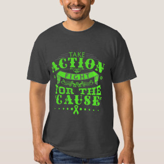 Lyme Disease Take Action Fight For The Cause Shirts