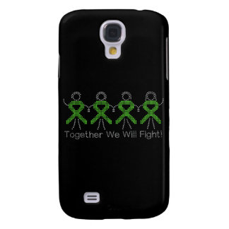 Lyme Disease Together We Will Fight Galaxy S4 Covers