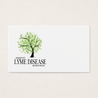 Lyme Disease Tree Business Card
