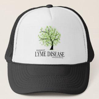 Lyme Disease Tree Trucker Hat
