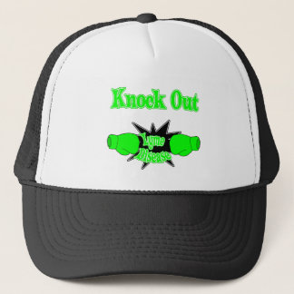 Lyme Disease Trucker Hat