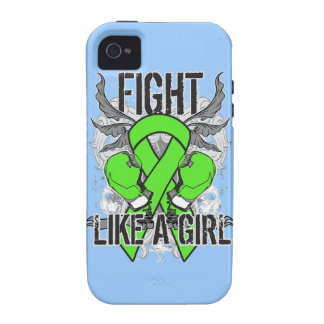 Lyme Disease Ultra Fight Like A Girl iPhone 4 Cover