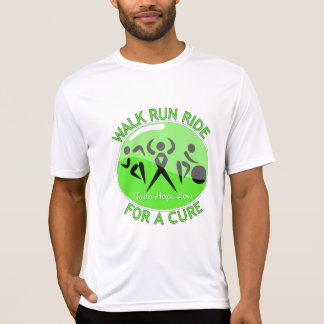 Lyme Disease Walk Run Ride For A Cure T Shirts