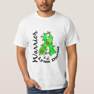 Lyme Disease Warrior 15 T-Shirt