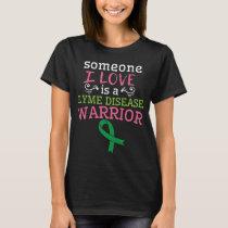 Lyme Disease Warrior T-Shirt Awareness Gift