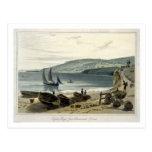 Lyme Regis, de Charmouth, Dorset, 'de un viaje Postal