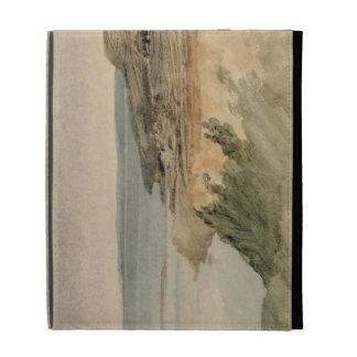 Lyme Regis, Dorset, c.1797 (w/c over pencil on tex iPad Folio Cases
