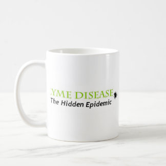 lyme the hidden epidemic, lyme the hidden epidemic coffee mug