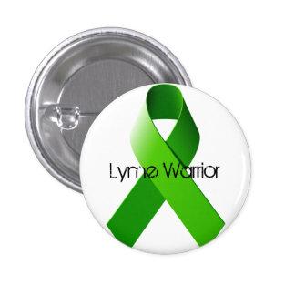 Lyme Warrior Pin