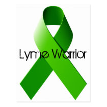 Lyme Warrior Postcard