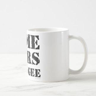 Lyme Wars Refugee Coffee Mug