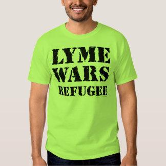 Lyme Wars Refugee Shirt