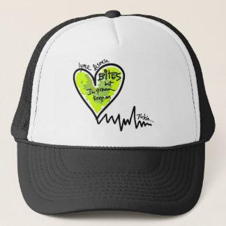 LymeAngels /  Lyme Bites! Trucker Hat