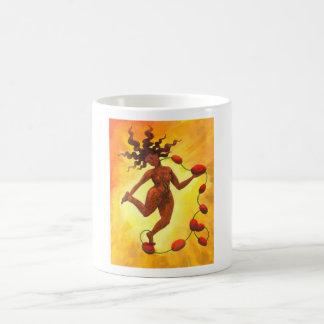 """""""Lymph Reclamation"""" Lymphedema Pride Coffee Mug"""
