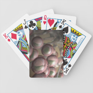 Lymphatic Tissue Bicycle Playing Cards