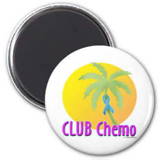 Lymphedema 2 Inch Round Magnet