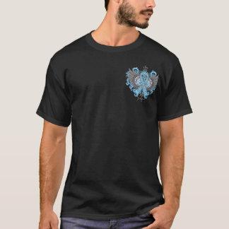 Lymphedema Awareness Cool Wings T-Shirt