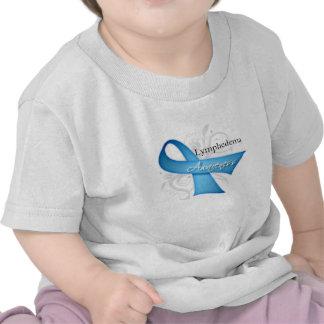 Lymphedema Awareness Ribbon Tshirt