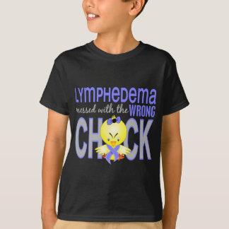 Lymphedema ensució con el polluelo incorrecto playera