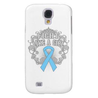 Lymphedema Fight Like A Girl Fleurish Samsung Galaxy S4 Cases