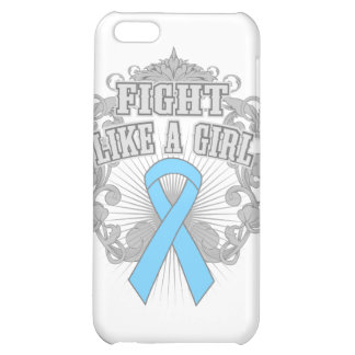 Lymphedema Fight Like A Girl Fleurish iPhone 5C Cases