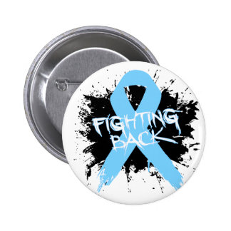 Lymphedema - Fighting Back Pinback Button