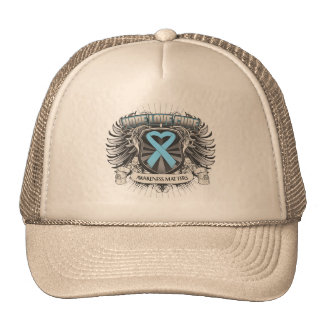 Lymphedema Hope Love Cure Hat