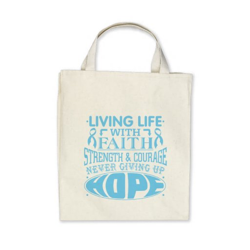 Lymphedema Living Life with Faith Bags