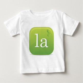 Lymphoma Awareness Baby T-Shirt