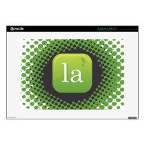 Lymphoma Awareness Laptop Decal