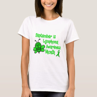 Lymphoma Awareness Month Bee 1.3 T-Shirt